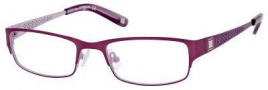 Liz Claiborne 419 Eyeglasses Eyeglasses - 0JCV Dusty Purple