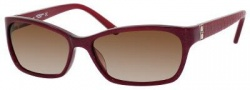 Liz Claiborne 549/S Sunglasses Sunglasses - 0JZB Burgundy Pearl (S4 Brown Gradient Lens)