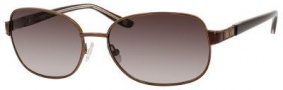 Liz Claiborne 554/S Sunglasses Sunglasses - 065T Brown (K8 Brown Gradient Lens)