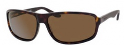 Chesterfield Great Dane/S Sunglasses Sunglasses - 086P Dark Havana (VW Brown Polarized Lens)