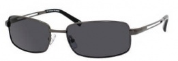 Chesterfield St_bernard/S Sunglasses Sunglasses - C2KP Shiny Gunmetal (RA Gray Polarized Lens)