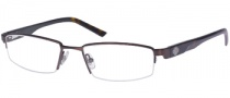 Harley Davidson HD 309 Eyeglasses Eyeglasses - BRN: Chocolate Brown 