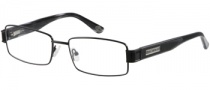 Harley Davidson HD 322 Eyeglasses  Eyeglasses - BLK: Shiny Black