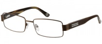 Harley Davidson HD 322 Eyeglasses  Eyeglasses - BRN: Satin Brown 