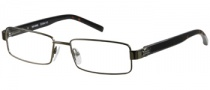 Harley Davidson HD 330 Eyeglasses Eyeglasses - BRN: Shiny Brown