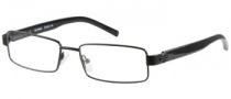 Harley Davidson HD 330 Eyeglasses Eyeglasses - SBLK: Satin Black 