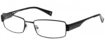 Harley Davidson HD 332 Eyeglasses Eyeglasses - BLK: Black 