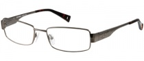 Harley Davidson HD 332 Eyeglasses Eyeglasses - BRN: Brown 
