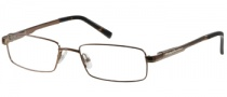 Harley Davidson HD 335 Eyeglasses Eyeglasses - BRN: Brown