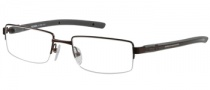 Harley Davidson HD 337 Eyeglasses Eyeglasses - SBRN: Satin Dark Brown