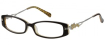 Harley Davidson HD 340 Eyeglasses Eyeglasses - BRN: Brown On Leopard 