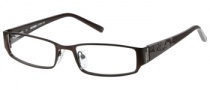 Harley Davidson HD 350 Eyeglasses Eyeglasses - SBRN: Satin Dark Brown