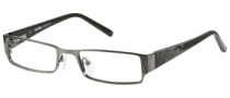 Harley Davidson HD 351 Eyeglasses Eyeglasses - GUN: Shiny Gunmetal 
