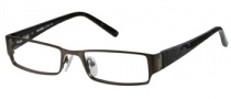 Harley Davidson HD 351 Eyeglasses Eyeglasses - SBRN: Satin Brown