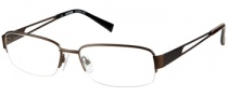Harley Davidson HD 356 Eyeglasses Eyeglasses - BRN: Satin Brown