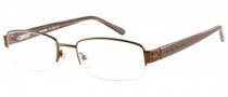 Harley Davidson HD 361 Eyeglasses Eyeglasses - BRN: Satin Brown