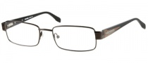 Harley Davidson HD 378 Eyeglasses Eyeglasses - BRN: Shiny Dark Brown