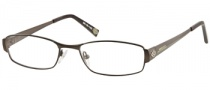 Harley Davidson HD 395 Eyeglasses Eyeglasses - BRN: Satin Brown