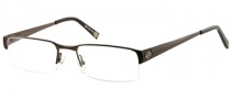 Harley Davidson HD 396 Eyeglasses Eyeglasses - BRN: Satin Brown