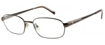 Harley Davidson HD 398 Eyeglasses Eyeglasses - BRN: Satin Brown
