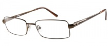 Harley Davidson HD 400 Eyeglasses Eyeglasses - BRN: Satin Brown