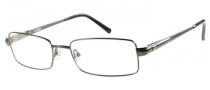 Harley Davidson HD 400 Eyeglasses Eyeglasses - GUN: Satin Gunmetal 