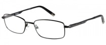 Harley Davidson HD 409 Eyeglasses Eyeglasses - BLK: Satin Black 