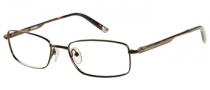 Harley Davidson HD 409 Eyeglasses Eyeglasses - BRN: Dark Brown