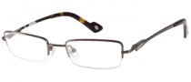 Harley Davidson HD 433 Eyeglasses Eyeglasses - BRN: Shiny Brown