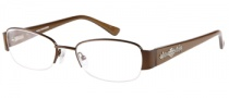 Harley Davidson HD 501 Eyeglasses Eyeglasses - BRN: Brown 