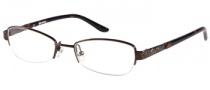 Harley Davidson HD 504 Eyeglasses Eyeglasses - BRN: Dark Brown