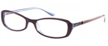 Harley Davidson HD 505 Eyeglasses Eyeglasses - DBL: Demi On Blue
