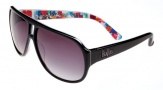 Beatles BYS 005 Sunglasses Sunglasses - Black / Grey Lens
