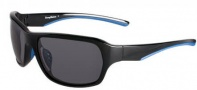 Tommy Bahama TB6019 Sunglasses Sunglasses - Black / Blue