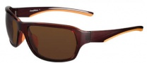 Tommy Bahama TB6019 Sunglasses Sunglasses - Brown / Orange