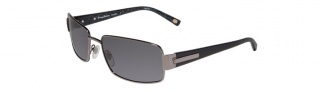 Tommy Bahama TB6011 Sunglasses Sunglasses - Silver