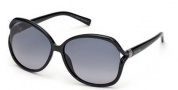 Roberto Cavalli RC668S Sunglasses Sunglasses - 01B Black Palladium
