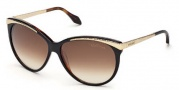 Roberto Cavalli RC670S Sunglasses Sunglasses - 05F Black Havana