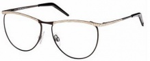Roberto Cavalli RC0647 Eyeglasses Eyeglasses - 048 Shiny Dark Brown