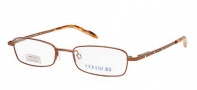 Cover Girl CG0378 Eyeglasses Eyeglasses - 045 Shiny Light Brown