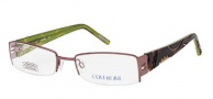Cover Girl CG0379 Eyeglasses Eyeglasses - 048 Shiny Dark Brown