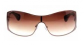 Ed Hardy Roxy Sunglasses Sunglasses - Tortoise / Brown Gradient