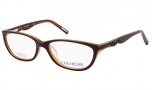 Cover Girl CG0393 Eyeglasses Eyeglasses - 050 Dark Brown