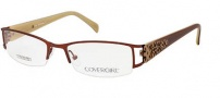 Cover Girl CG0394 Eyeglasses Eyeglasses - 048 Shiny Dark Brown