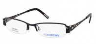 Cover Girl CG0395 Eyeglasses Eyeglasses - 002 Matte Black