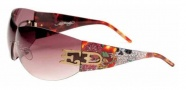 Ed Hardy EHS 052 Sunglasses Sunglasses - Black / Grey Gradient