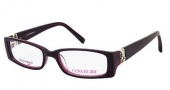 Cover Girl CG0410 Eyeglasses Eyeglasses - K71 Shiny Violet