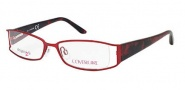 Cover Girl CG0413 Eyeglasses Eyeglasses - 255 Shiny Bordeaux
