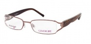 Cover Girl CG0415 Eyeglasses Eyeglasses - 048 Shiny Dark Brown