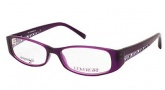 Cover Girl CG0417 Eyeglasses Eyeglasses - 081 Shiny Violet